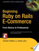 Beginning Ruby on Rails E Commerce