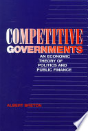 Competitive Governments