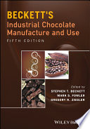 Beckett s Industrial Chocolate Manufacture and Use