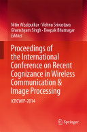 download ebook proceedings of the international conference on recent cognizance in wireless communication & image processing pdf epub