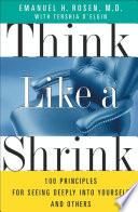 Think Like a Shrink