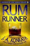 Rum Runner   a Thriller