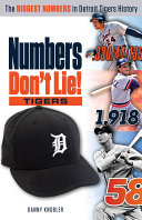 Numbers Don't Lie: Tigers Book