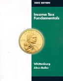 Income Tax Fundamentals