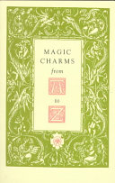 Magic Charms from A to Z The Staff Of The Witches