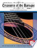 Treasures of the Baroque Volume One