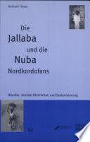 Die Jallaba und die Nuba Nordkordofans