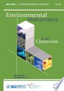 Environmental Mathematics In The Classroom