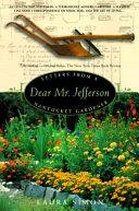 Dear Mr  Jefferson