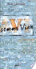 V comme Vian