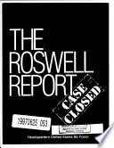 The Roswell Report: Case Closed : v introduction i section one...