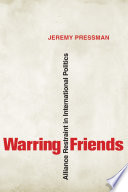 Warring Friends War Some Countries Even Form Alliances With The