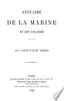 Annuaire de la marine