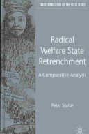 Radical Welfare State Retrenchment