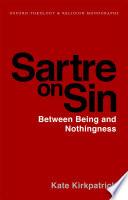 Book Sartre on Sin