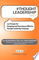 Thought Leadership Tweet Book01