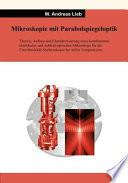 Mikroskopie mit Parabolspiegeloptik
