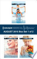 Harlequin Medical Romance August 2015 Box Set 1 Of 2