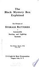 The Black Mystery Box Explained