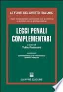 Leggi penali complementari