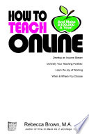 How to Teach Online  and Make  100k a Year