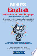 Painless English for Speakers of Other Languages