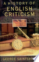History Of English Criticism