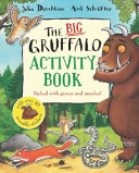 The Big Gruffalo Activity Book