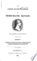 The United States Magazine and Democratic Review