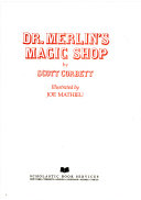 Dr  Merlin s Magic Shop