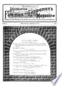Brotherhood of Locomotive Fireman and Enginemen s Magazine