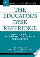 The Educator s Desk Reference  EDR