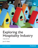 Exploring the Hospitality Industry  Global Edition