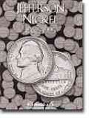 Jefferson Nickel 1962 1995 Coin Folder