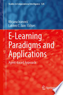 E Learning Paradigms and Applications
