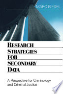Research Strategies for Secondary Data