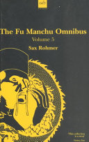 The Fu Manchu Omnibus The Wrath Of Fu Manchu