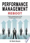 Performance Management REBOOT