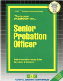 Senior Probation Officer