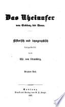 """""""Das"""" Rheinufer von Coblenz bis Bonn"""