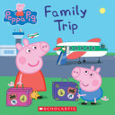 Family Trip (Peppa Pig) : to italy. they pack their bags, fly on...
