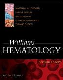 Williams Hematology Seventh Edition
