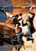 The Heroes of Olympus  Book One The Lost Hero  The Graphic Novel