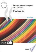 tudes   conomiques de l OCDE   Finlande 2000