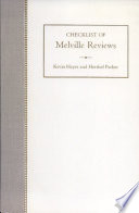 Checklist of Melville Reviews