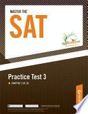 Master the SAT Practice Test 3