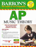 Barron s AP Music Theory