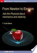 From Newton to Einstein