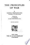 The Principles of War