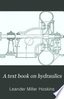 A Text Book on Hydraulics
